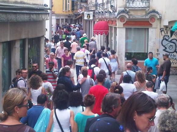Überleben in Venedig