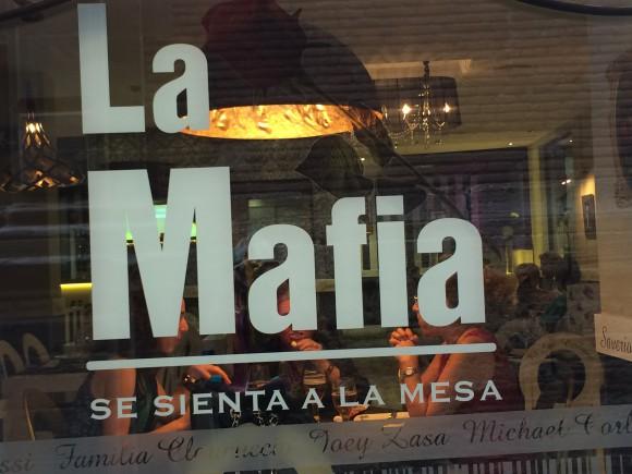 Fuori la mafia dalla tavola