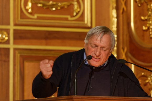 Don Luigi Ciotti (Foto Peter Neidlinger)