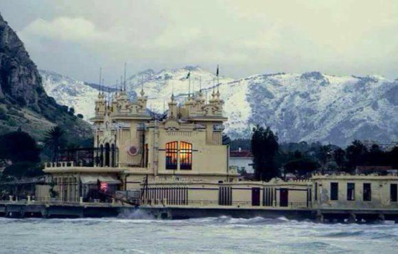 Mondello im Winter (Foto: ©Rosario Riina)