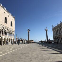 Venezianer proben den Aufstand