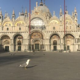 Venedig im Coronamodus 2