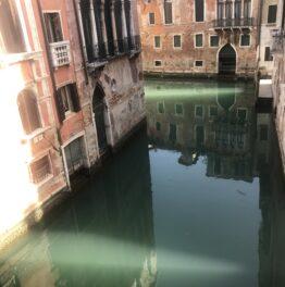 Venezia in modalità coronavirus